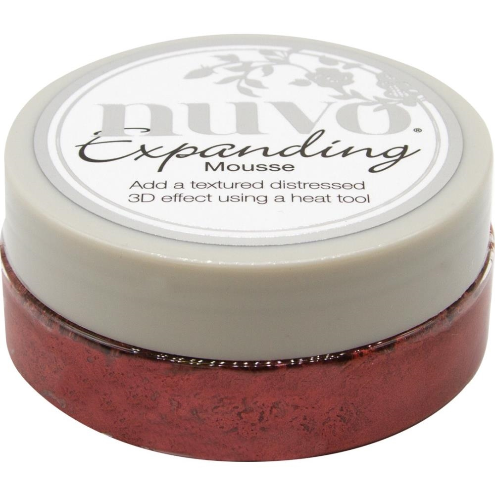 Tonic RED LEATHER Nuvo Expanding Mousse 1706n zoom image