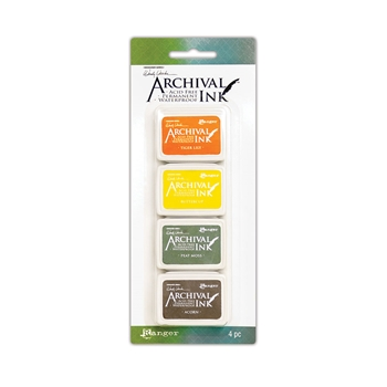 Ranger Wendy Vecchi Mini Archival Ink Pads KIT 5 amdk64060