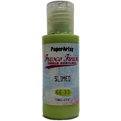 Paper Artsy Fresco Finish SLIMED Chalk Acrylic Paint 1.69oz ff137 Preview Image