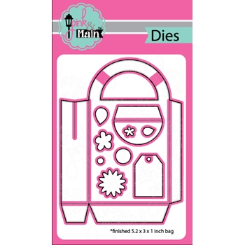 Pink and Main GIFT BAG Dies PNM182