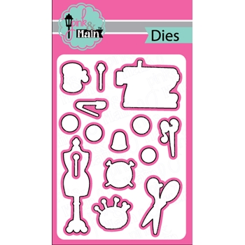 Pink and Main SEWING DIES PNM181