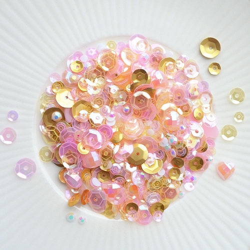 Little Things From Lucy's Cards HEAVEN SENT Sparkly Shaker Mix LB181 Preview Image