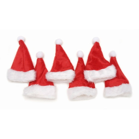 Darice MINI SANTA HATS Accessory 2510-409 zoom image