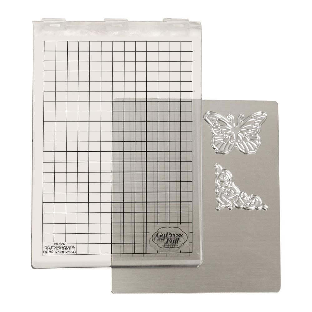 Couture Creations CUT FOIL & EMBOSS UPGRADE KIT co726232 zoom image