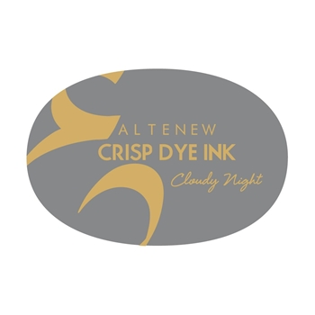 Altenew CLOUDY NIGHT Crisp Dye Ink Pad ALT2717