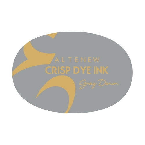 Altenew GREY DENIM Crisp Dye Ink Pad ALT2716* Preview Image