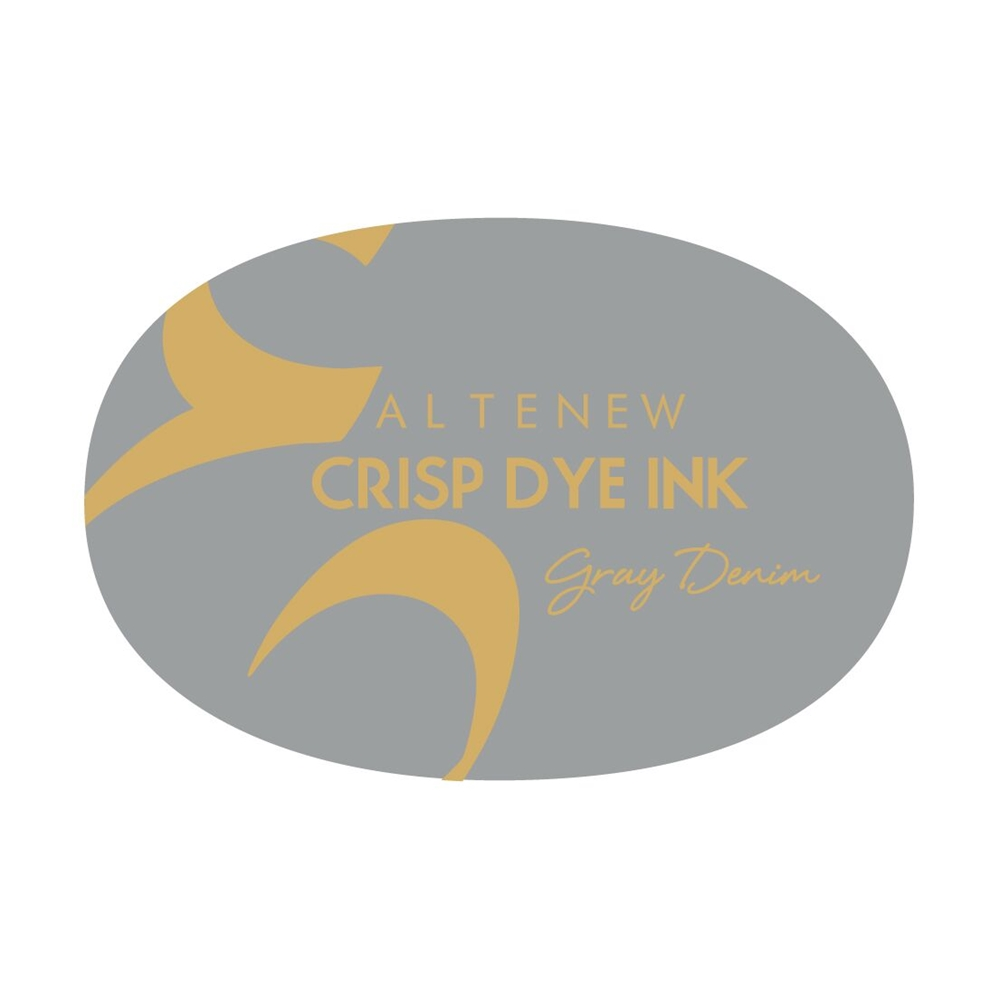 Altenew GREY DENIM Crisp Dye Ink Pad ALT2716* zoom image
