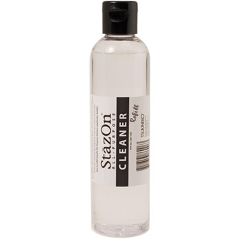 Tsukineko Stazon CLEANER REFILL Bottle 8oz 860063