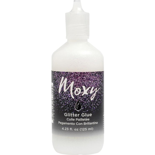 American Crafts Moxy GLITTER GLUE 4.23 Fluid Ounces 346715 Preview Image