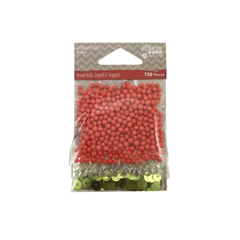 Jillibean Soup TRADITIONAL HOLIDAY MIX Shaker Fillers jb1866