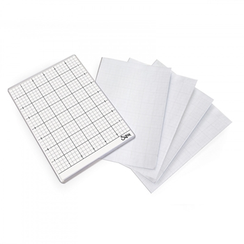 Sizzix STICKY GRID SHEETS 6x8.5 663533
