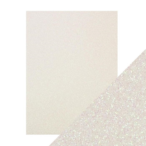 Tonic SUGAR CRYSTAL 8.5 x 11 Glitter Cardstock 9968e Preview Image