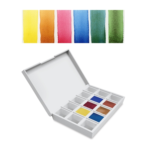 Daniel Smith Floral Watercolor Palette
