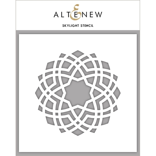 Altenew SKYLIGHT Stencil ALT2782* Preview Image