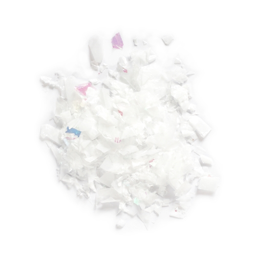 Darice WHITE IRIDESCENT SNOWFLAKES 3oz 2442-241 Preview Image