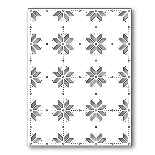 Simon Says Stamp HOLIDAY KNIT BACKGROUND Wafer Die s616 Preview Image