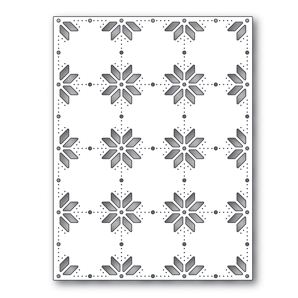 Simon Says Stamp HOLIDAY KNIT BACKGROUND Wafer Die s616 zoom image
