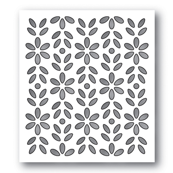 Simon Says Stamp BIXBY BACKGROUND Wafer Die s624 Diecember