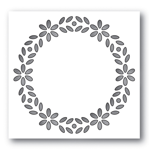 Simon Says Stamp BIXBY WREATH Wafer Die s626 Diecember Preview Image