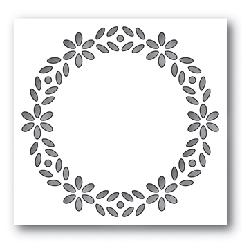 Simon Says Stamp BIXBY WREATH Wafer Die s626