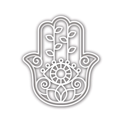 Simon Says Stamp DECORATIVE HAMSA Wafer Die sssd111919 Diecember Preview Image