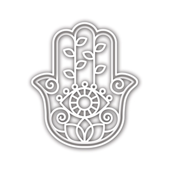 Simon Says Stamp DECORATIVE HAMSA Wafer Die sssd111919 Diecember