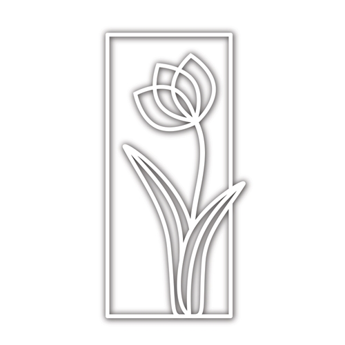 Simon Says Stamp SWEET TULIP Wafer Die sssd111921 Preview Image
