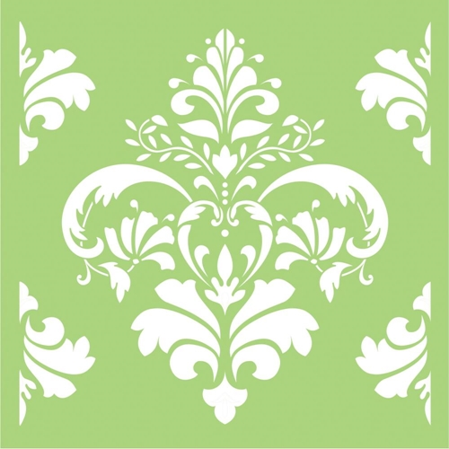 Kaisercraft ELEGANT 6x6 Inch Designer Stencil Template IT480 Preview Image