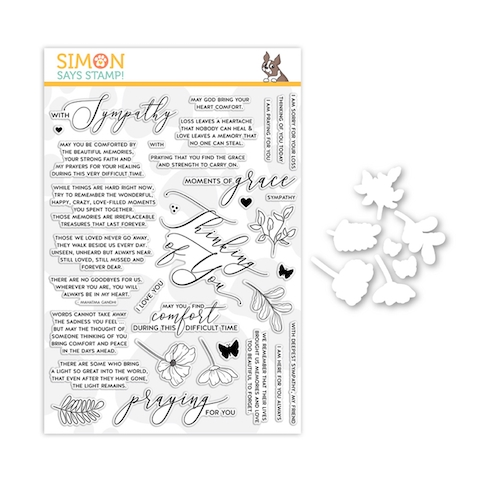 Simon Says Stamps And Dies MOMENTS OF GRACE Set1218MG You Are Loved zoom image