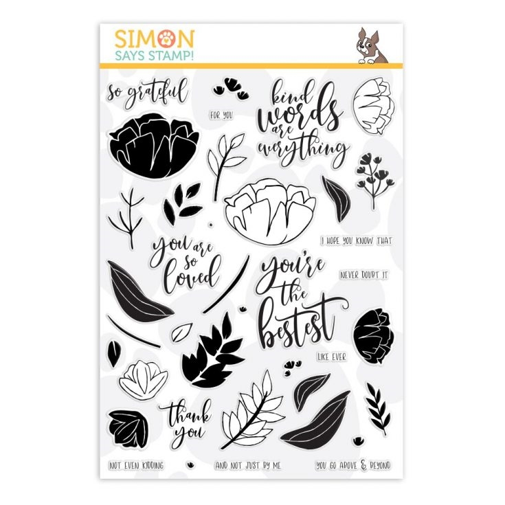 Simon Says Clear Stamps SO LOVED sss101952 You Are Loved zoom image
