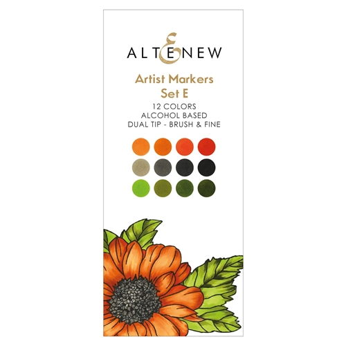 Altenew ARTIST MARKERS SET E ALT2294 Preview Image