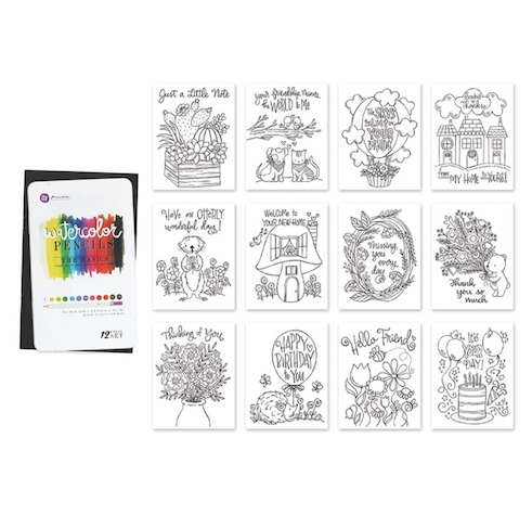 Simon Says Stamp WATERCOLOR GIFT SET wcgs1218 You Are Loved Preview Image