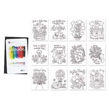 Simon Says Stamp WATERCOLOR GIFT SET wcgs1218 You Are Loved