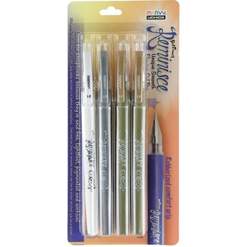 Marvy GEL REMINISCE Pen Set 9204b