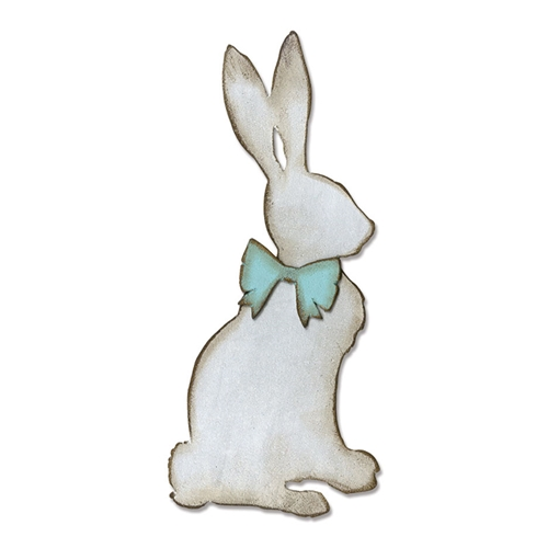 Tim Holtz Sizzix COTTONTAIL Bigz Die 664167 Preview Image