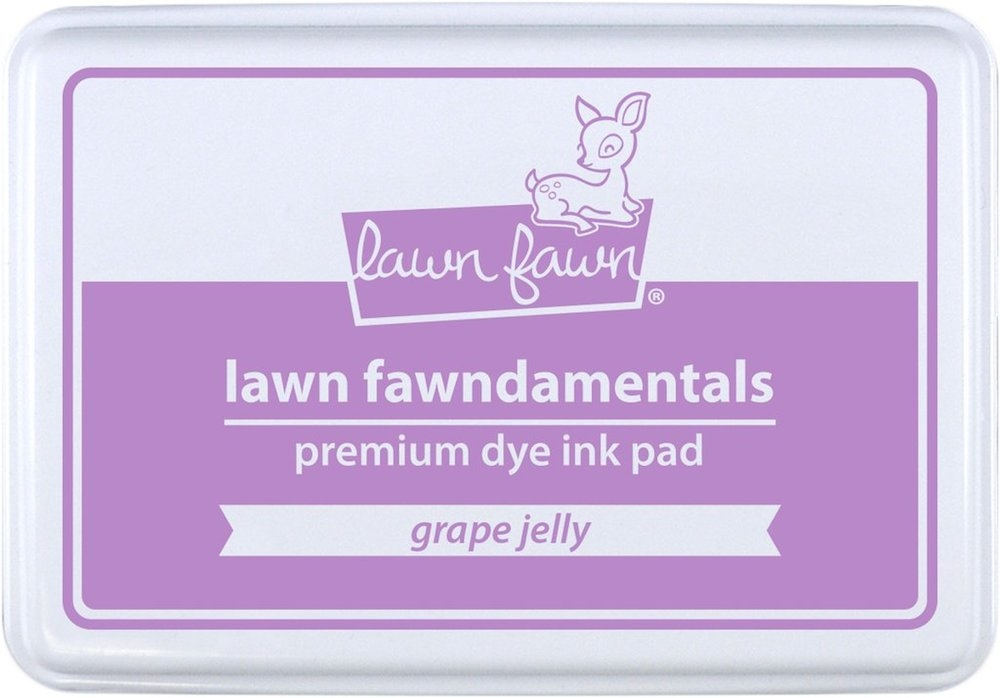 Lawn Fawn GRAPE JELLY Ink Pad LF1832 zoom image