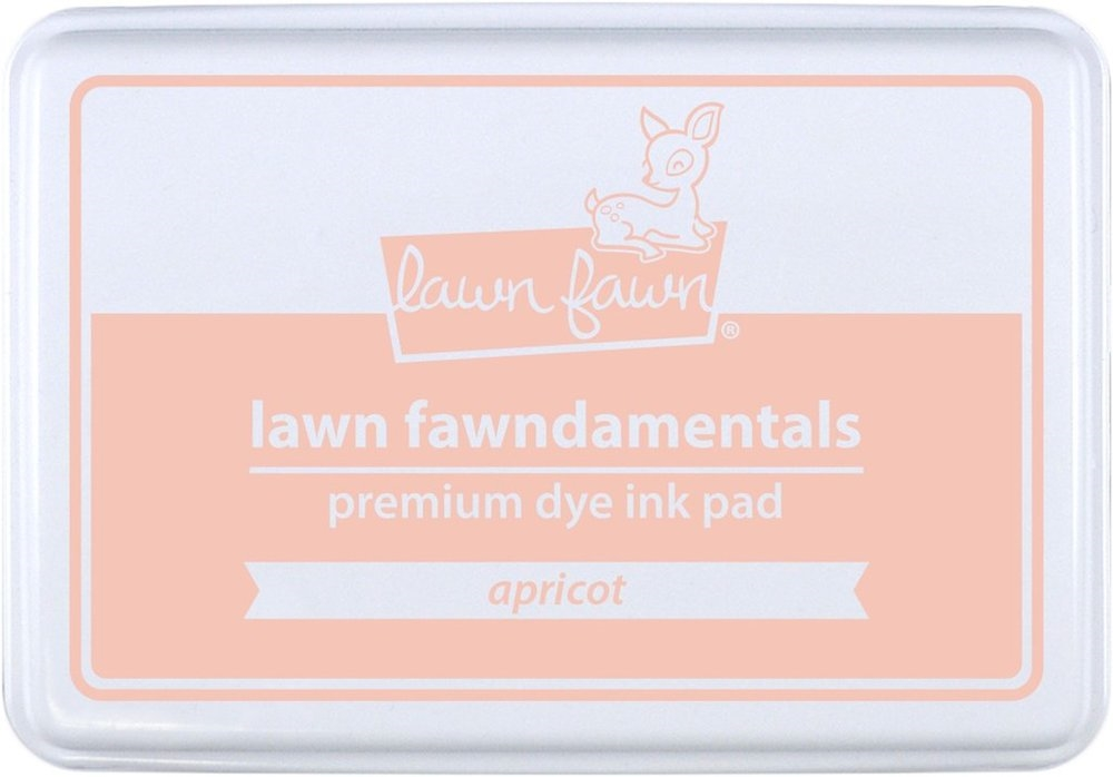 Lawn Fawn APRICOT Ink Pad LF1836 zoom image