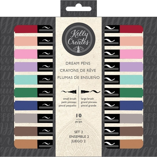 Kelly Creates DREAM PENS SET 2 Pen Set 348263 Preview Image