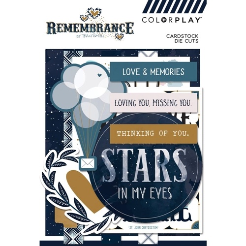 PhotoPlay REMEMBRANCE Ephemera ColorPlay rem9215 Preview Image