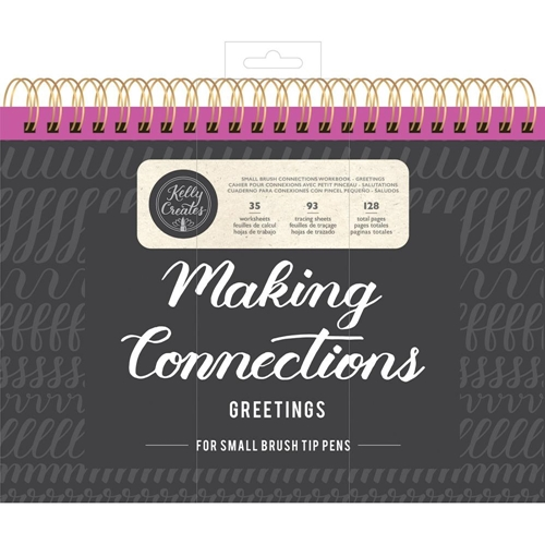 Kelly Creates SMALL BRUSH GREETINGS Workbook 348283 Preview Image