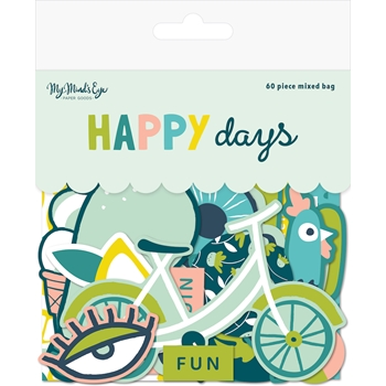 My Mind's Eye HAPPY DAYS Mixed Bag hpd116