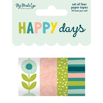 My Mind's Eye HAPPY DAYS Decorative Tape hpd119