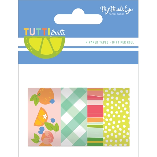 My Mind's Eye TUTTI FRUTTI Decorative Tape tut119 Preview Image
