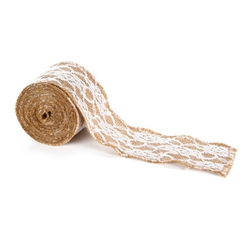 Darice Natural Accents JUTE FIBER WRAP 2915012