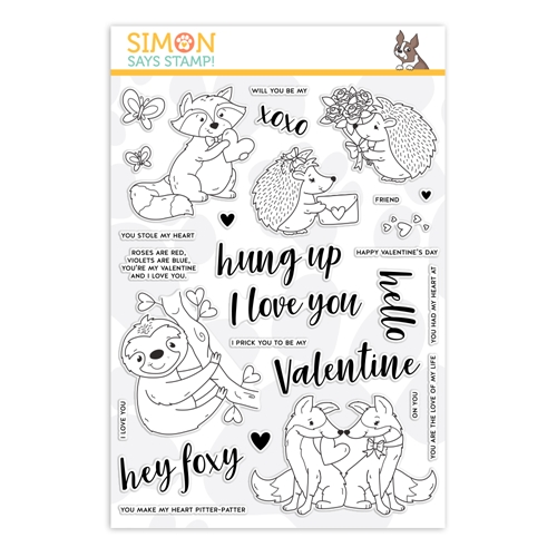 Simon Says Clear Stamps THE SWEETEST sss101968 Preview Image