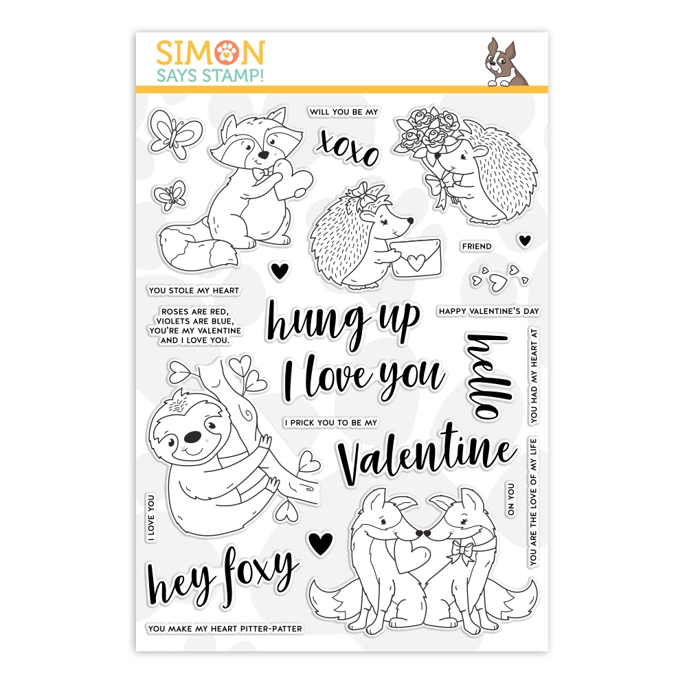 Simon Says Clear Stamps THE SWEETEST sss101968 zoom image