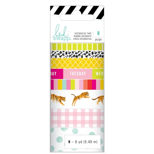 Heidi Swapp COLOR FRESH Washi Tape 314557 Preview Image