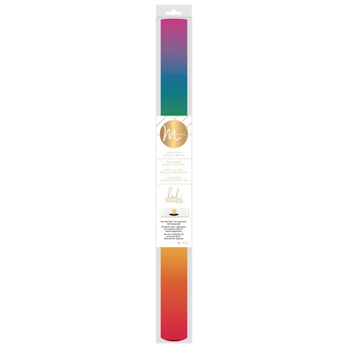 Heidi Swapp RAINBOW MINC Reactive Foil Roll 314495 Preview Image