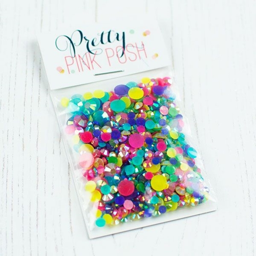 Pretty Pink Posh PARTY Jewels Mix Preview Image