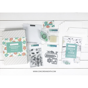 Concord & 9th EVERYDAY BOUQUET TURNABOUT TOOLKIT 10539